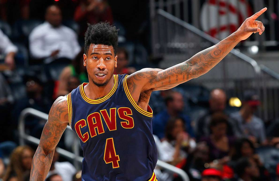 iman shumpert 2017 - photo #17